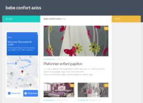 bebeconfort-axiss.fr