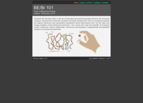 bebi101.caltech.edu