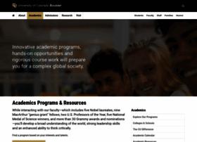 beboulderanywhere.colorado.edu