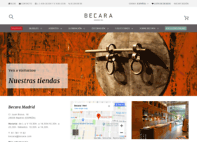 becaramadrid.com