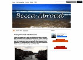 beccaabroad.tumblr.com