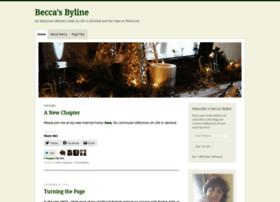 beccasbyline.blogspot.fr