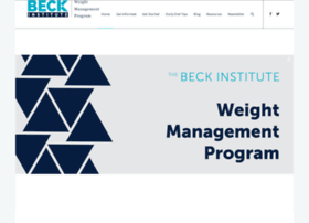 beckdietsolution.com