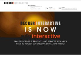beckerinteractive.com