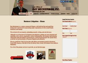 beckermanlegal.com