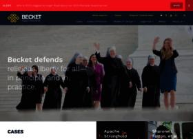 becketfund.org