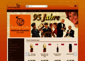 becking-kaffee.de
