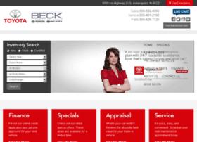 becktoyota.calls.net