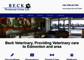 beckvet.com