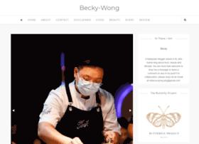 becky-wong.com