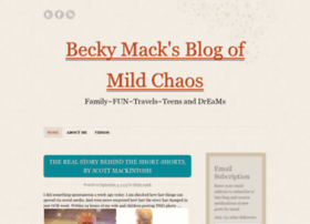 beckymacksblog.wordpress.com