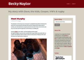 beckynaylor.co.uk