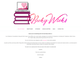 beckywicks.com