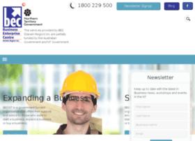 becnt.darwinwebdesign.com.au