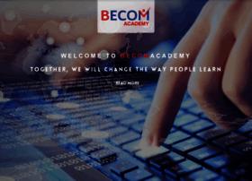 becomacademy.com