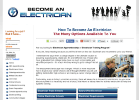 become-an-electrician.com