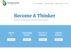 becomeathinker.com