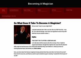 becomingamagician.com