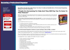 becomingaprofessionalorganizer.com
