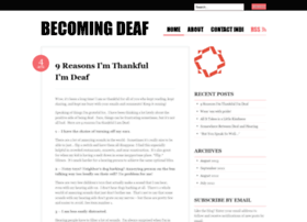 becomingdeaf.wordpress.com