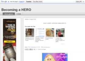 becominghero.blogspot.com
