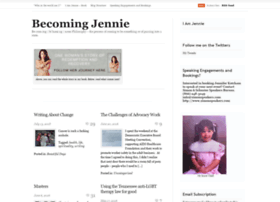 becomingjennie.com