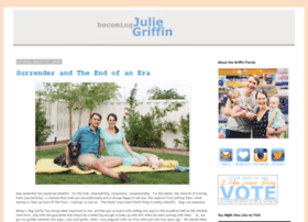 becomingjuliegriffin.com