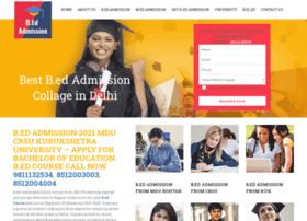 bedadmission.co.in