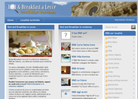bedandbreakfast-lecce.it
