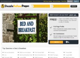 bedandbreakfast.dazzleyellowpages.com