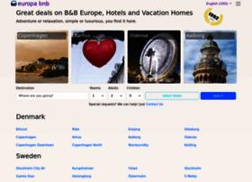 bedandbreakfasteuropa.com