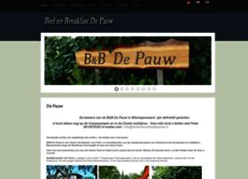 bedenbreakfastdepauw.nl