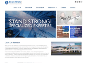 bederson.com