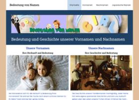 bedeutung-von-namen.de
