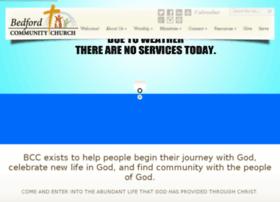 bedford-community-church.org