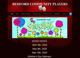 bedfordcommunityplayers.org