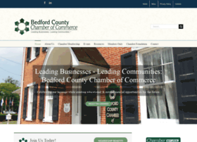 Bedfordcountychamber.com