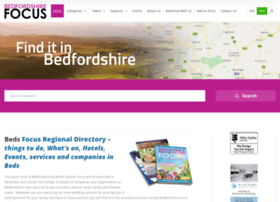 bedfordshire-focus.co.uk