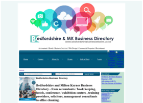 bedfordshirebusinesswebsite.co.uk