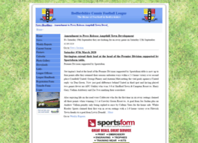 bedfordshirefootballleague.co.uk