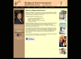 bedgoodentertainment.com