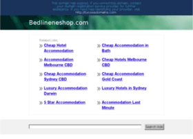 bedlineneshop.com