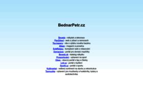 bednarpetr.cz