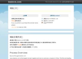 bedove.com