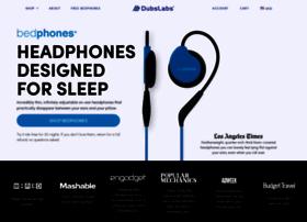 bedphones.com