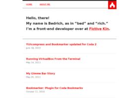 bedrichrios.com