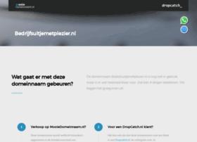 bedrijfsuitjemetplezier.nl
