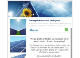 bedrijven-zonnepanelen.be