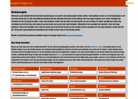 bedrijvengids-belgie.be