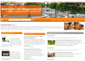 bedrijvenuithoogeveen.nl
